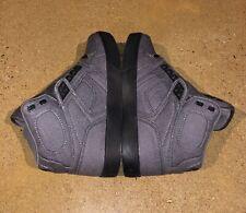 Osiris Nyc 83 VULC Size 5.5 US Grey Black BMX DC Skate Shoes Sneakers