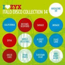 CD musicali ZYX in italiano