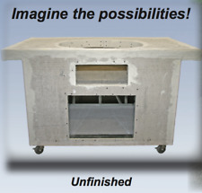 Primo Grills Portable Island for Primo Oval XL  Unfinished