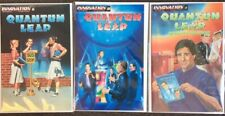 3 Quantum Leap Comic Book Lot # 6 8 1 Special Edition NM