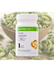 Herbalife Afresh elaichi Energy Drink  Herbal Tea 50gm / 1.7 Oz Free Shipping