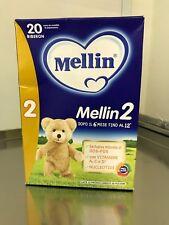 Latte Mellin 2 in polvere 700 gr dal 6° al 12° mese