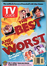 TV Guide July 6-12 1991 The Best and the Worst Year in Review EX 011216jhe