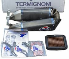 Ducati Panigale 1299, 1299 S Termignoni Titanium Carbon Exhaust - D155102CPT