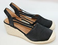 Sandals Sneakers Wedge Heel from Satin C 382-A