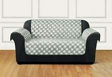 Sure Fit Gingham Plaid Pet Cover for Sofa
