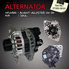 ALTERNATOR 37300-2B101 fits HYUNDAI Accent Veloster G4FD i20 i30 G4FA KIA SOUL