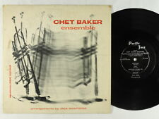 "Chet Baker - Ensemble 10"" - Pacific Jazz - PJ LP-9 Mono DG"