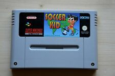 SNES - Soccer Kid für Super Nintendo