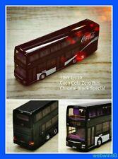 SEP 2020 TINY ZERO CHROME BLACK SPECIAL HK Hong Kong Bus 1:110 A95