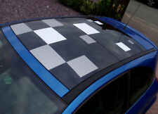 Renault Megane 006 - F1 Team Roof squares decals vinyl graphics 225 R26