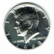 1968 San Francisco Proof Silver Strike JFK Half Dollar Coin!