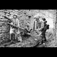 1/35 3pcs Resin Figure Model Kit German Soldiers Waffen-SS WWII Unpainted