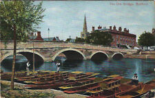 BEDFORD(Bedfordshire) : The Old Bridge - WHS