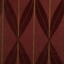 ARC COM WOOL UPHOLSTERY EPINGLE FABRIC FANFARE/BERRY 15.25 YARDS