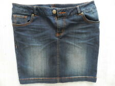 S.OLIVER Jeansrock Jeans Rock LEAN Gr.38 W29 wNEU!