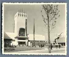 Belgique, Exposition Universelle de Bruxelles de 1935. Congo  Vintage silver pri