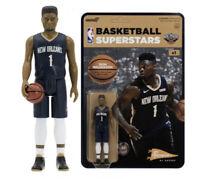 Zion Williamson (New Orleans Pelicans) NBA ReAction Figure by Super7