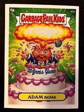 Topps Garbage Pail Kids 2005 GPK ANS 4 #40a ADAM Bomb NrMint-Mint
