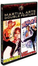 LADY WHIRLWIND / HAPKIDO Double Feature Martial Arts DVD