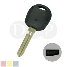 New Uncut Blank Ignition Key With ID46 Chip fit for KIA Transponder Fob DA1712