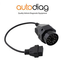 BMW 20 Pin Adapter ✧ 16pin OBD2 to 20pin OBD Adapter old E36 E34 E38 E39 E46 etc