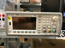 Agilent 33522A Function Arbitrary Waveform 30MHz 2CH & F calibration WARRANTY