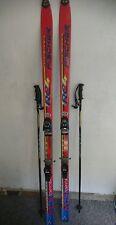 Ski, Fischer RC 4,  185cm mit Bindung und Stöcken