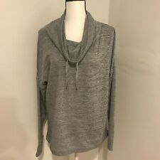 Gerry Womens Gray cowl neck sweater Size XXL (J)