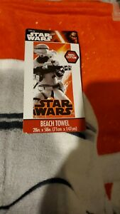 STAR WARS BEACH TOWEL Flame Trooper