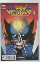 All New Wolverine #1 Marvel Comics 1st Print VF-NM Includes Digital