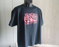 Black Widows Cross Chaos Cash Band T Shirt XL Bloody Hardcore Punk Screaming rar