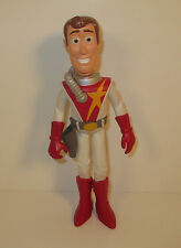 """2011 Space Mission Woody 7.25"""" Mattel Action Figure Disney Pixar Toy Story"""