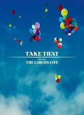 The Circus Live by Take That (DVD, Dec-2007, Universal)