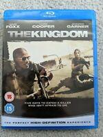 The Kingdom Blu-ray (2009) Jamie Foxx, Berg (DIR) cert 15 FREE Shipping, Save £s