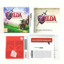 Zelda Ocarina of time 3D / Jeu Sur Nintendo 3DS, 2DS... (The Legend of)