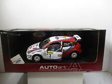 1/18 AUTOART RACING DIVISION FORD FOCUS WRC