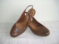 Clarks Standard Width (D) Slingbacks Slim Heels for Women