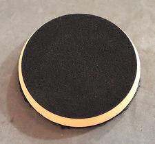 "7.5"" Orange Microfiber Flat Polishing Pad For Use With Orbital Polisher 680MFP"