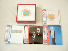 "King Crimson JAPAN 4 titles Platinum SHM-CD DVD-AUDIO 7""Mini LP BOX SET Vol 2"