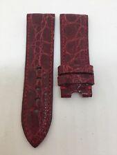 Rare glossy Panerai OEM  Alligator strap, brand new, 22mm Lug Width
