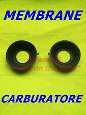 honda transalp xl 600 650 xl600 pd06 pd10 2x MEMBRANE CARBURATORE 88-..-05