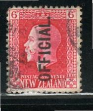 NEW ZEALAND STAMPS OFFICIAL  CANCELED USED     LOT 39185