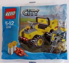 Lego City 30152 Bolsa de minería Quad Promo