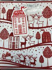 Glitter Merry Christmas Gift Bag! Medium Size!