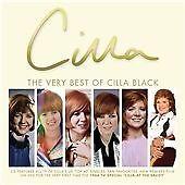 Cilla Black - The Very Best of Cilla Black (CD + DVD 2013)