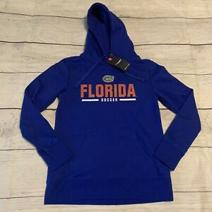 Florida Gators Soccer Fanatics Hooded Sweatshirt Hoodie Adult Size Small