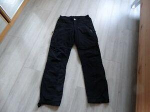 ZIENER Wander/ Outdoorhose schwarz Größe: 46= XL