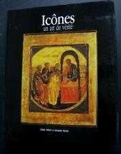 Icônes un art de vérité Manic livre Icon book 252 pages