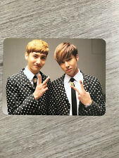 OFFICIAL TVXQ! Yunho Changmin Cath Me Group Photocard Photo Card